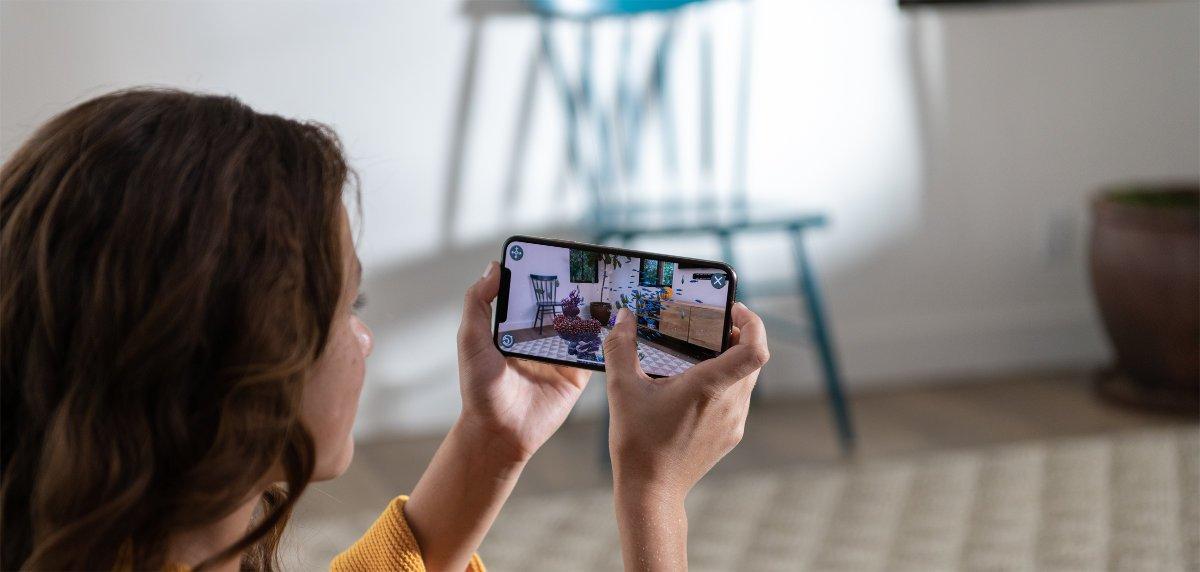 Rozšířená realita na iPhone Xs a Xs Max