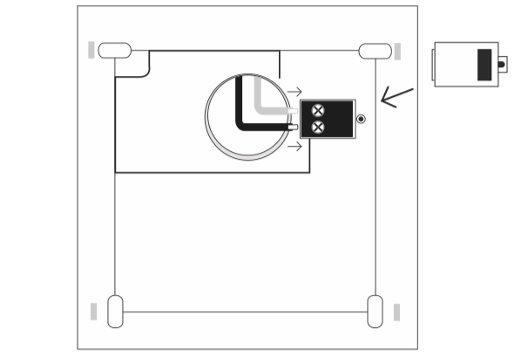 Zapojení Netatmo Energy jako nástěnný termostat