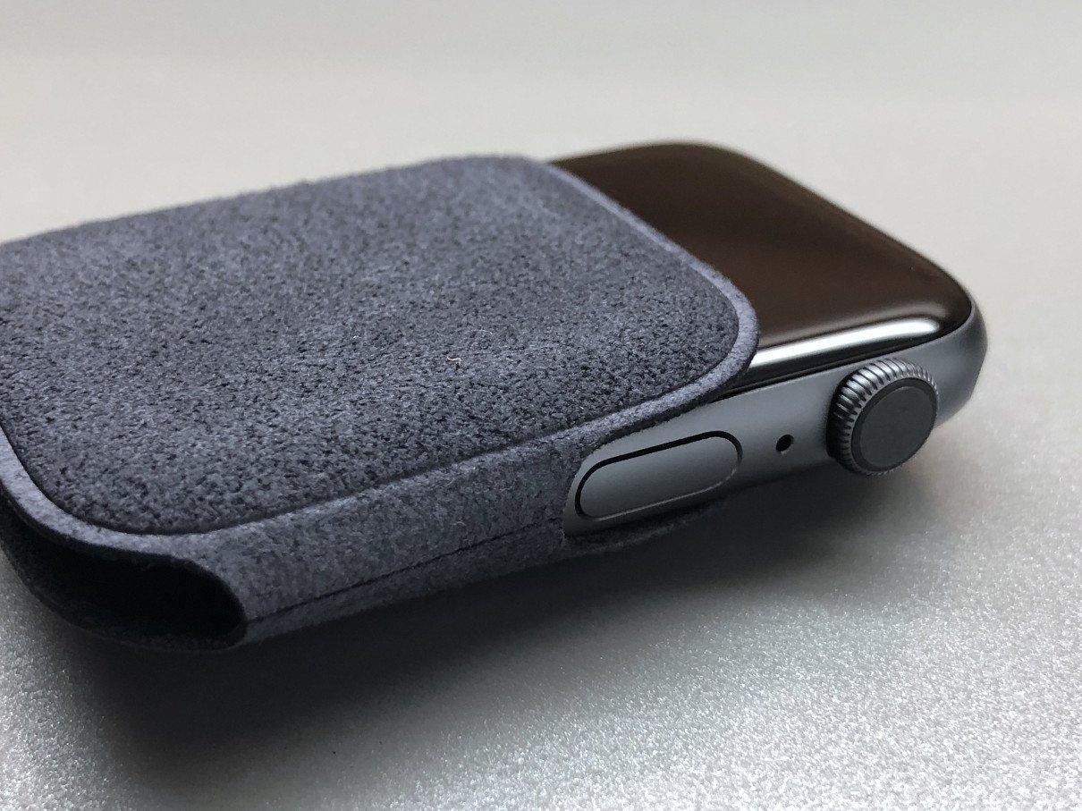 Úhledné balení Apple Watch Series 4
