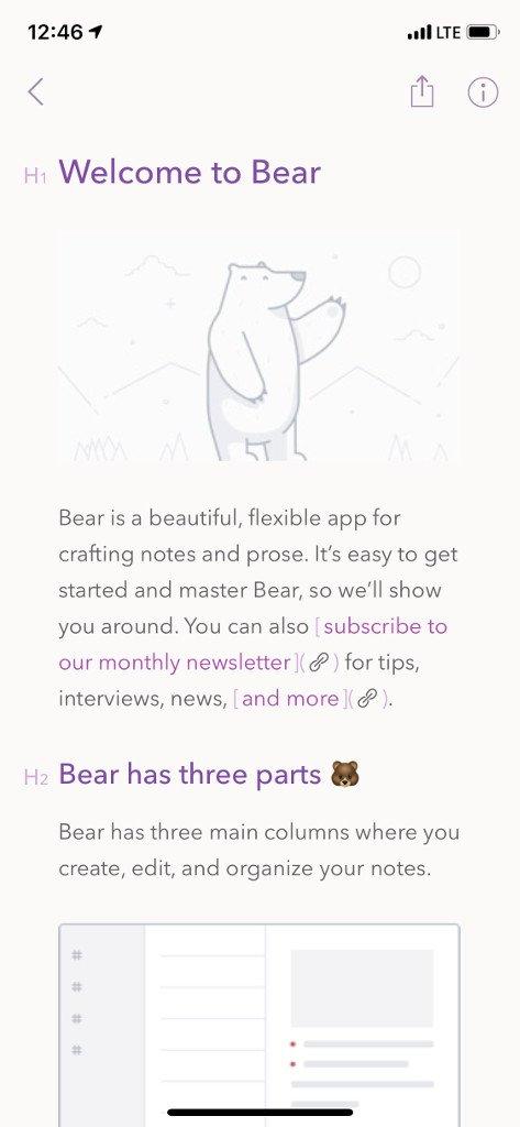 Barevné téma Bearu Duotone Heat