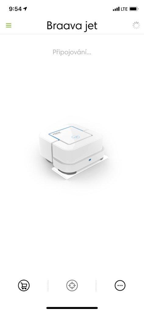 Aplikace iRobot HOME