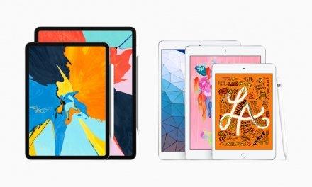 Apple představil vylepšený iPad Air a iPad mini