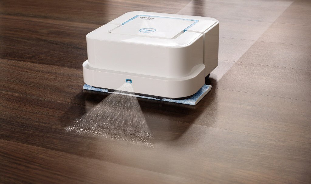 iRobot Braava jet 240: Nechte vytírání strojům