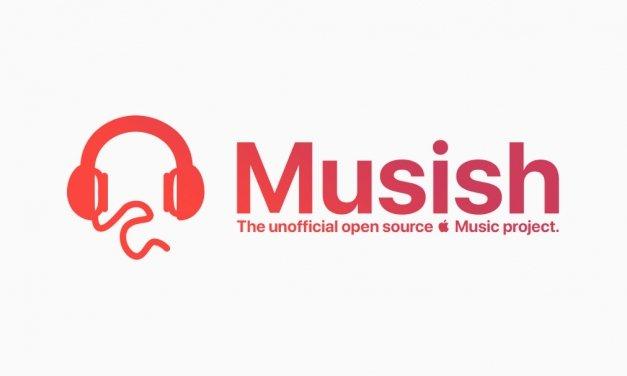 Musish: Apple Music z vašeho prohlížeče