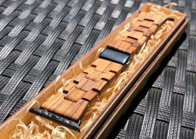 Dřevěný řemínek Wooden.land