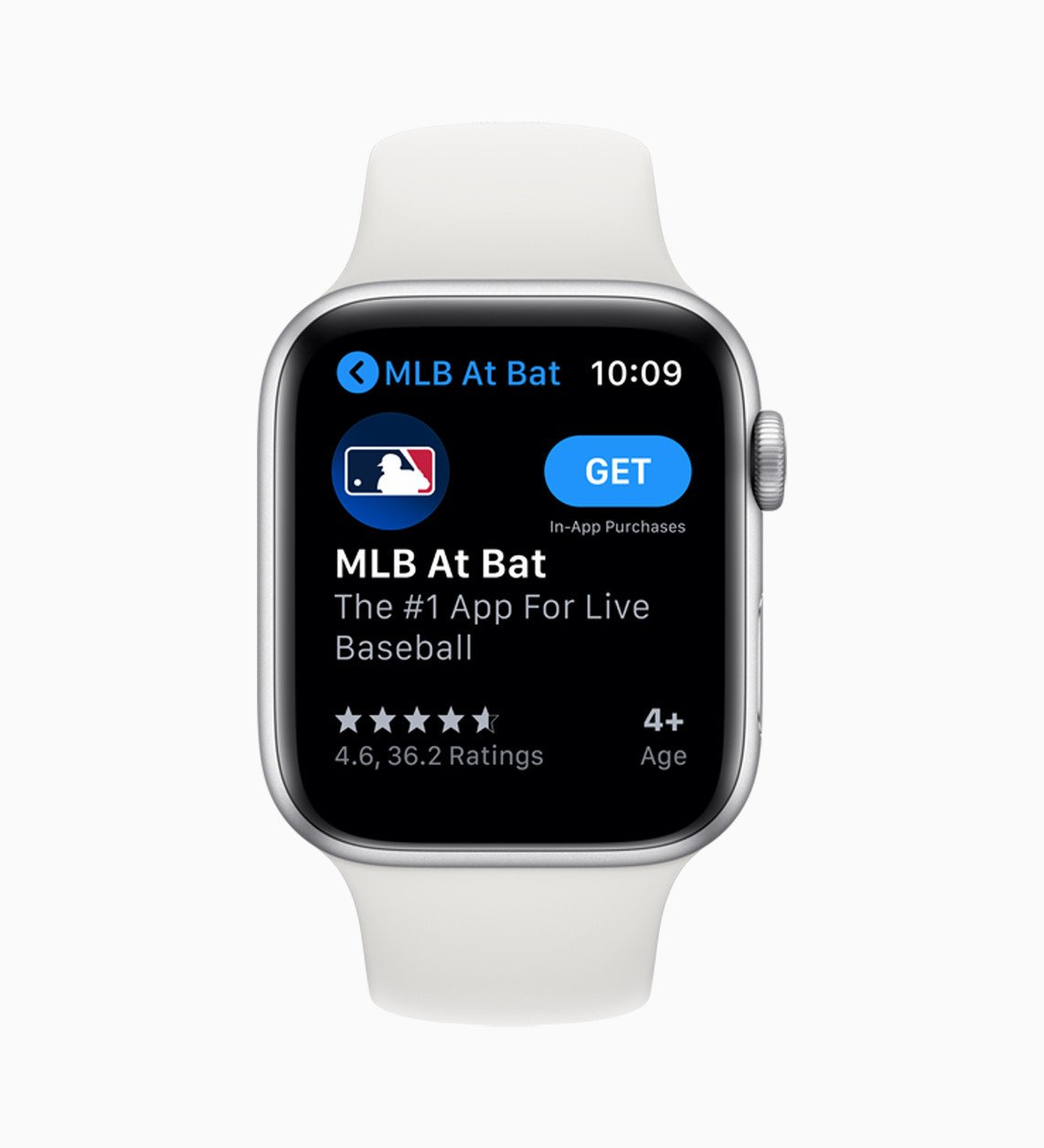 App Store na Apple Watch