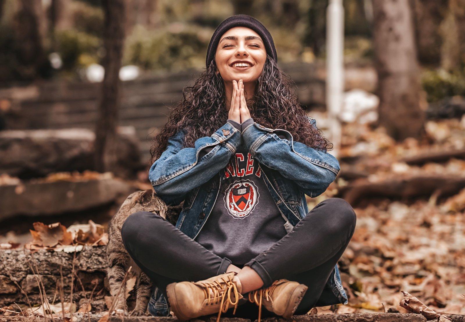 Meditace snižuje stres a pomáhá relaxovat