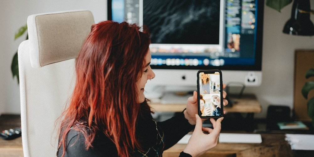 Videohovory pomohou částečně nahradit sociální kontakt