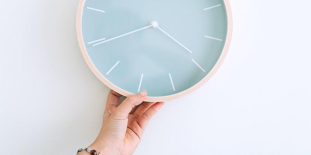 Pevná pracovní doba vám pomůže oddělit práci a volný čas