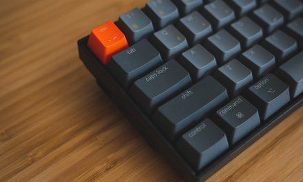 Keychron K6: Stylová kompaktní klávesnice