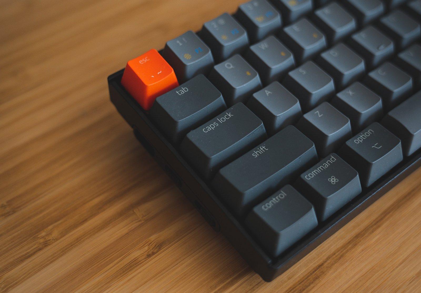Bluetooth klávesnice Keychron