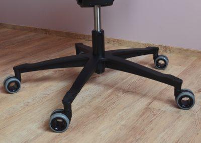 Hliníkový kříž židle Therapia Sense