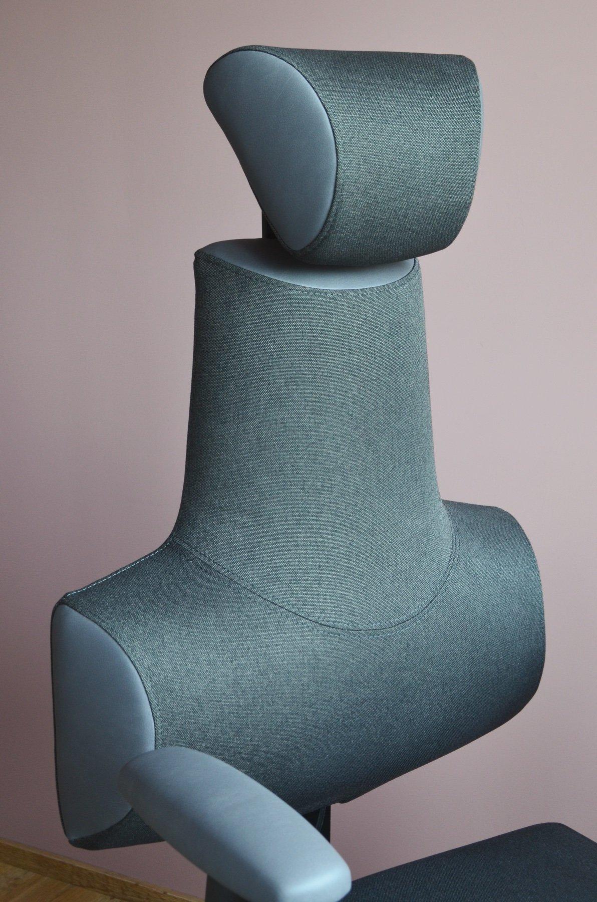 Zádová opěra židle Therapia Sense