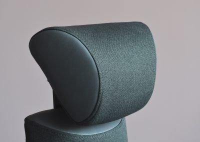 Opěrka hlavy židle Therapia Sense